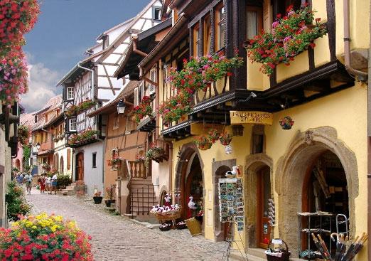 Rue Eguisheim